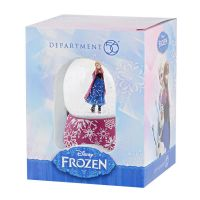 Department 56 Disney Frozen Anna Snow Globe